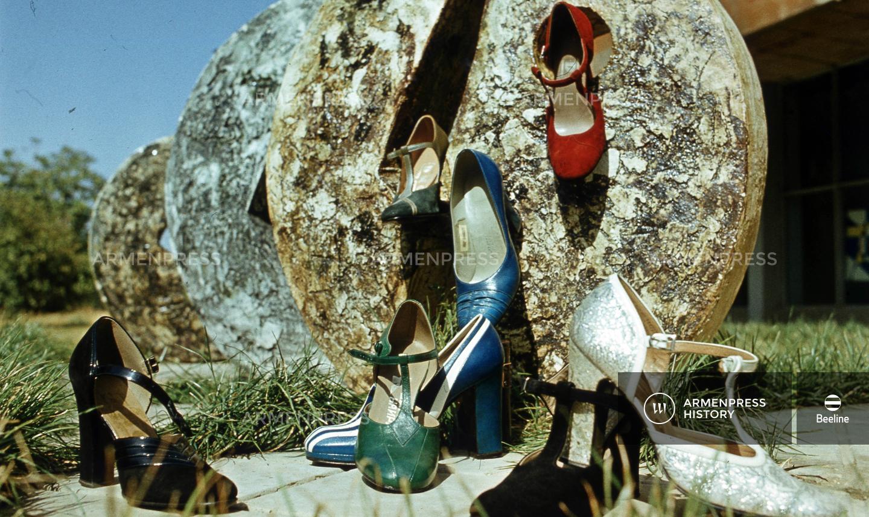 «Մասիս» կոշիկի գործարանի արտադրանքը