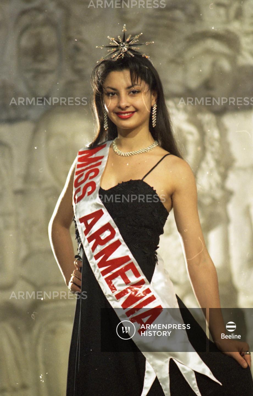 Առաջին «Միսս Հայաստան»-ը