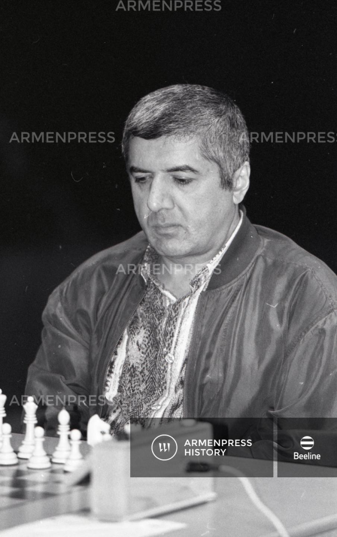 Շախմատիստ Ռաֆայել Վահանյան