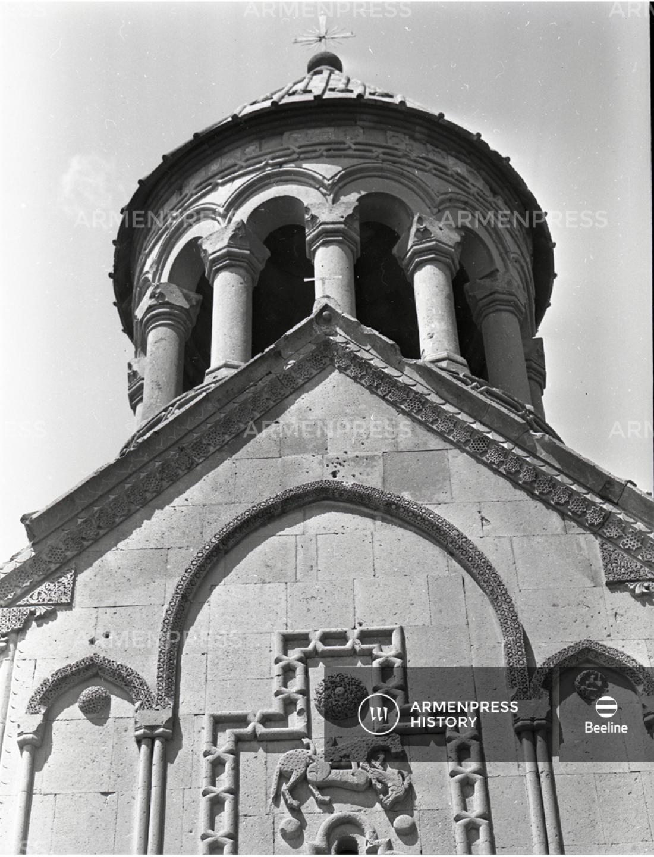 Սբ. Աստվածածին եկեղեցու արևելյան հատվածը