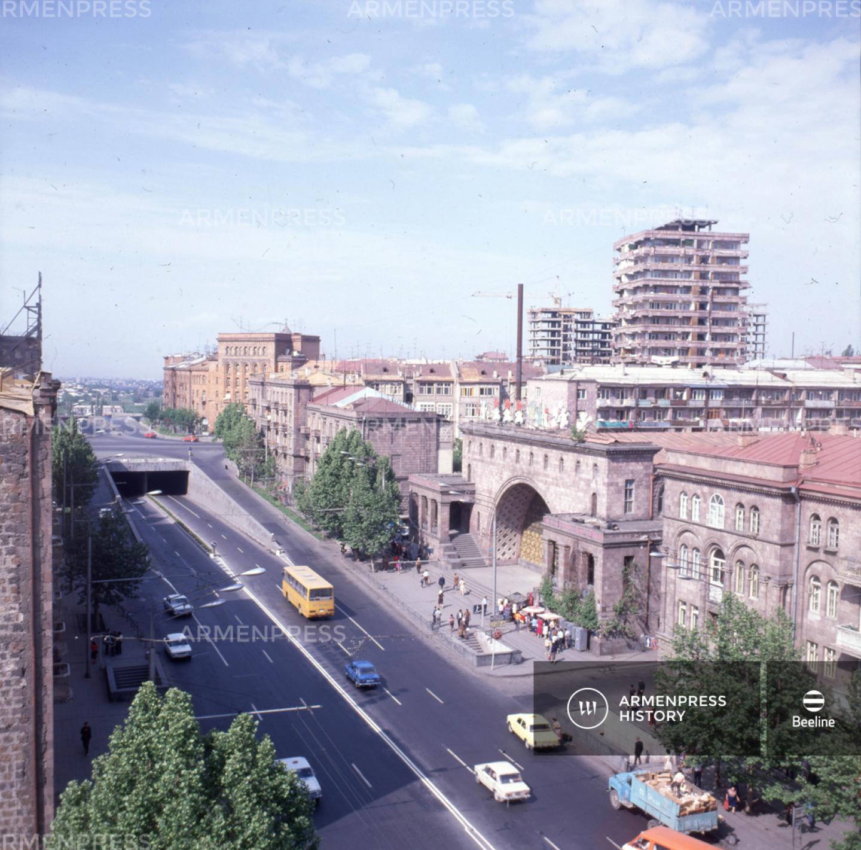 Երևանի Լենինի պողոտան