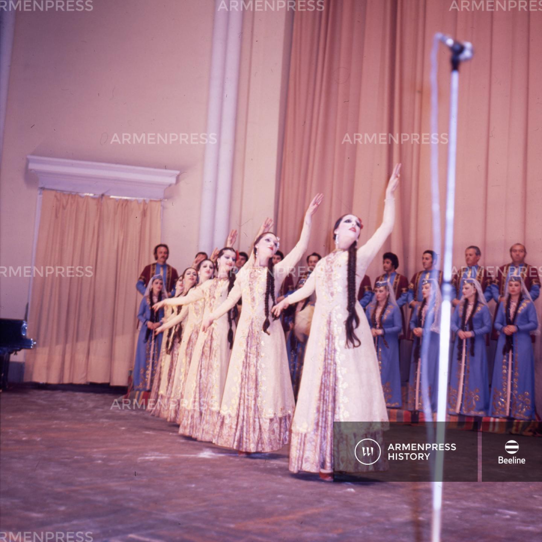 Հայաստանի երգի և պարի անսամբլը