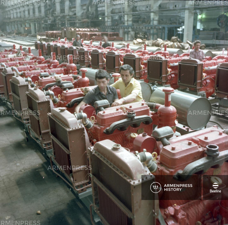 «ԱրմԷլեկտրոՄաշ» գործարան