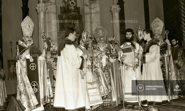 Սուրբ Զատկի կամ Հիսուս Քրիստոսի հրաշափառ Հարության տոնը