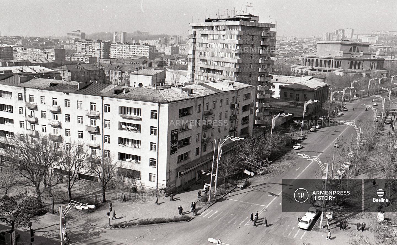 Երևանի Սայաթ-Նովա պողոտան