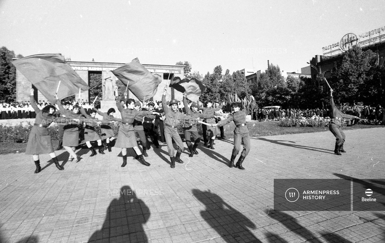 «Էրեբունի-Երևան» տոնակատարություն